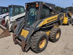 Skid Steer For Sale 2007 New Holland L185