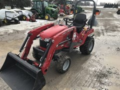 Tractor - Compact Utility For Sale 2017 Massey Ferguson GC1715 , 17 HP
