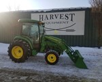 Tractor - Compact Utility For Sale: 2019 John Deere 4052R, 52 HP