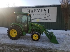 Tractor - Compact Utility For Sale:  2019 John Deere 4052R , 52 HP