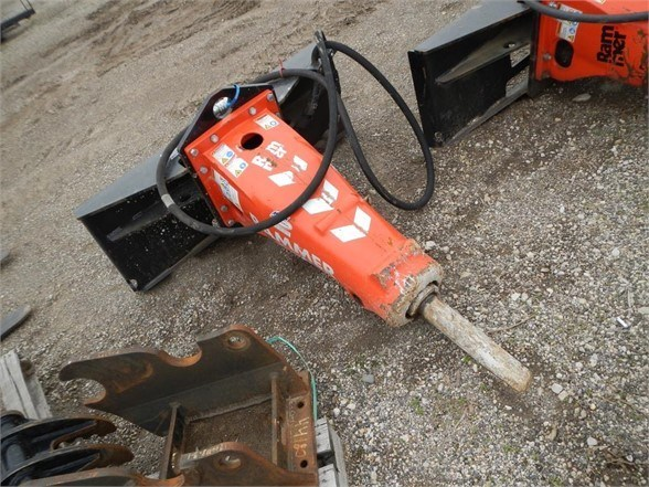 2019 Rammer 555 Attachments For Sale