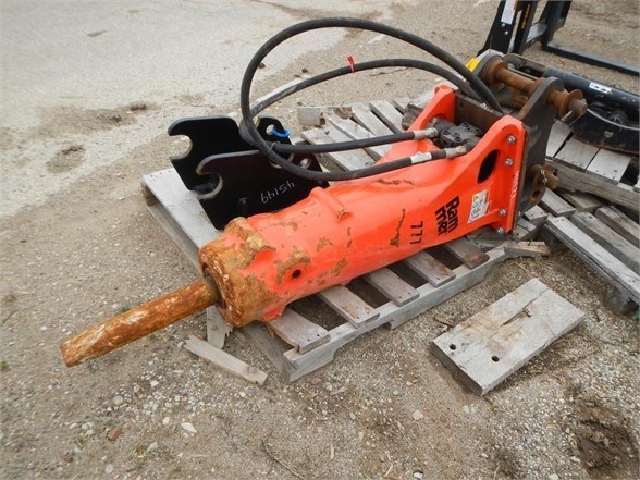 2019 Rammer 777 Attachments For Sale
