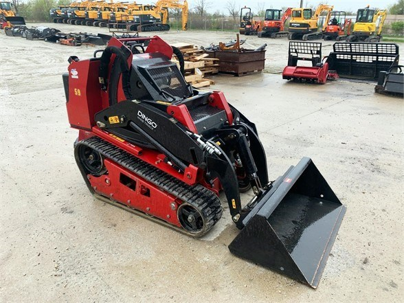 2018 Toro DINGO TX1000W Skid Steer-Track For Sale