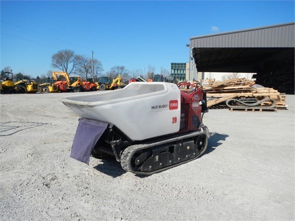 2019 Toro MBTX2500 Concrete Paver For Sale