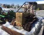 Dozer For Sale: 1954 John Deere 40C
