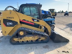 Skid Steer-Track For Sale 2012 Caterpillar 279C