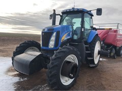 Tractor For Sale 2009 New Holland T8030 , 275 HP