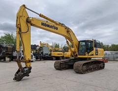 Excavator For Sale 2014 Komatsu PC490LC-11