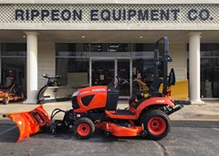 Tractor For Sale Kubota BX1880TV54 , 17 HP