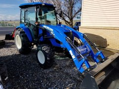 Tractor For Sale 2020 New Holland BOOMER 50 , 50 HP