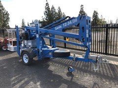 Boom Lift-Trailer Mounted For Sale 2020 Genie TZ-34/20