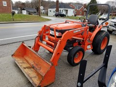 Tractor For Sale 2006 Kubota L3010 LDR , 30 HP
