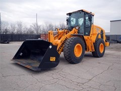 Wheel Loader For Sale 2019 Hyundai HL940