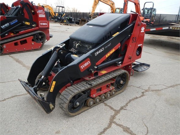 2018 Toro DINGO TX427N Skid Steer-Track For Sale