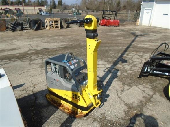 2016 Wacker VP1550A Compactor-Soil For Sale