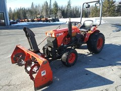 Tractor For Sale 1996 Kubota B7100HSD