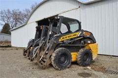 Skid Steer For Sale 2018 New Holland L218