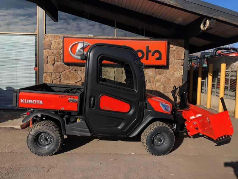 2020 Kubota RTVX1100, Utility Vehicle