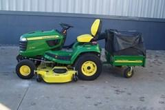 Riding Mower For Sale 2013 John Deere X754 , 24 HP
