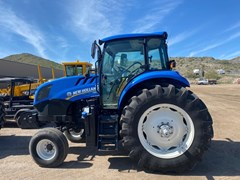 Tractor  2017 New Holland TS6.110