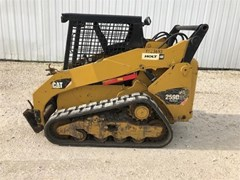 Skid Steer-Track For Sale 2011 Caterpillar 259B3