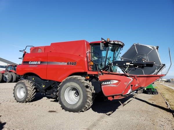 2014 Case IH 6140 Combine For Sale