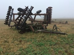 Disk Harrow For Sale 1990 John Deere 650