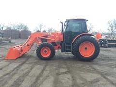 Tractor For Sale 2013 Kubota M126GXDTC-F , 125 HP