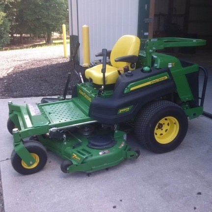 2015 John Deere 997R Zero Turn Mower For Sale