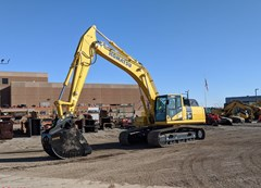 Excavator For Sale 2020 Komatsu PC360LC-11