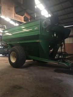 Grain Cart For Sale 2007 J & M 875