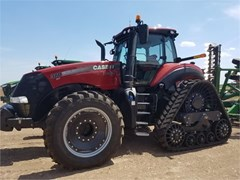 Tractor For Sale 2018 Case IH MAGNUM 380 ROWTRAC CVT , 380 HP