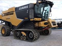 Combine For Sale 2015 CLAAS LEXION 740TT