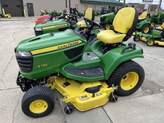 Riding Mower For Sale 2014 John Deere X730 , 24 HP