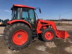 Tractor - Utility For Sale 2013 Kubota M9960HDC24 , 100 HP