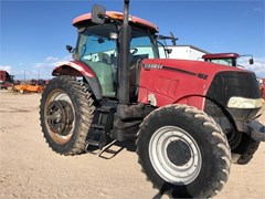 Tractor For Sale 2009 Case IH PUMA 165 , 165 HP