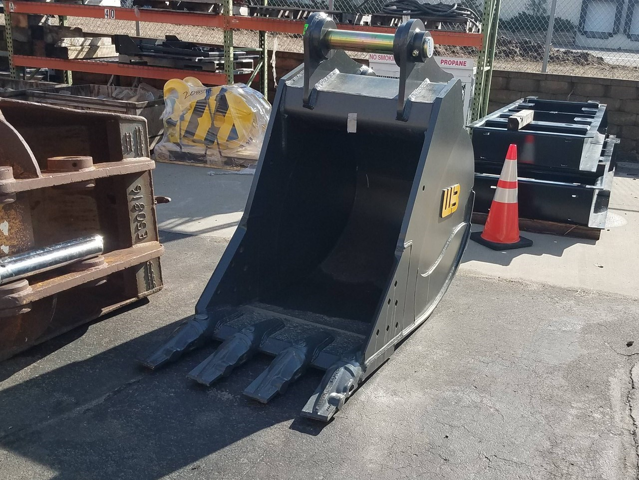 2020 Werk-Brau SK350GP36 Excavator Bucket For Sale