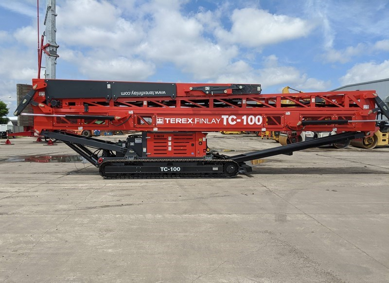 2019 Finlay TC100 Conveyor - Stacking For Sale