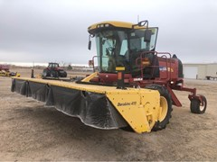 Windrower-Self Propelled For Sale 2010 New Holland H8080