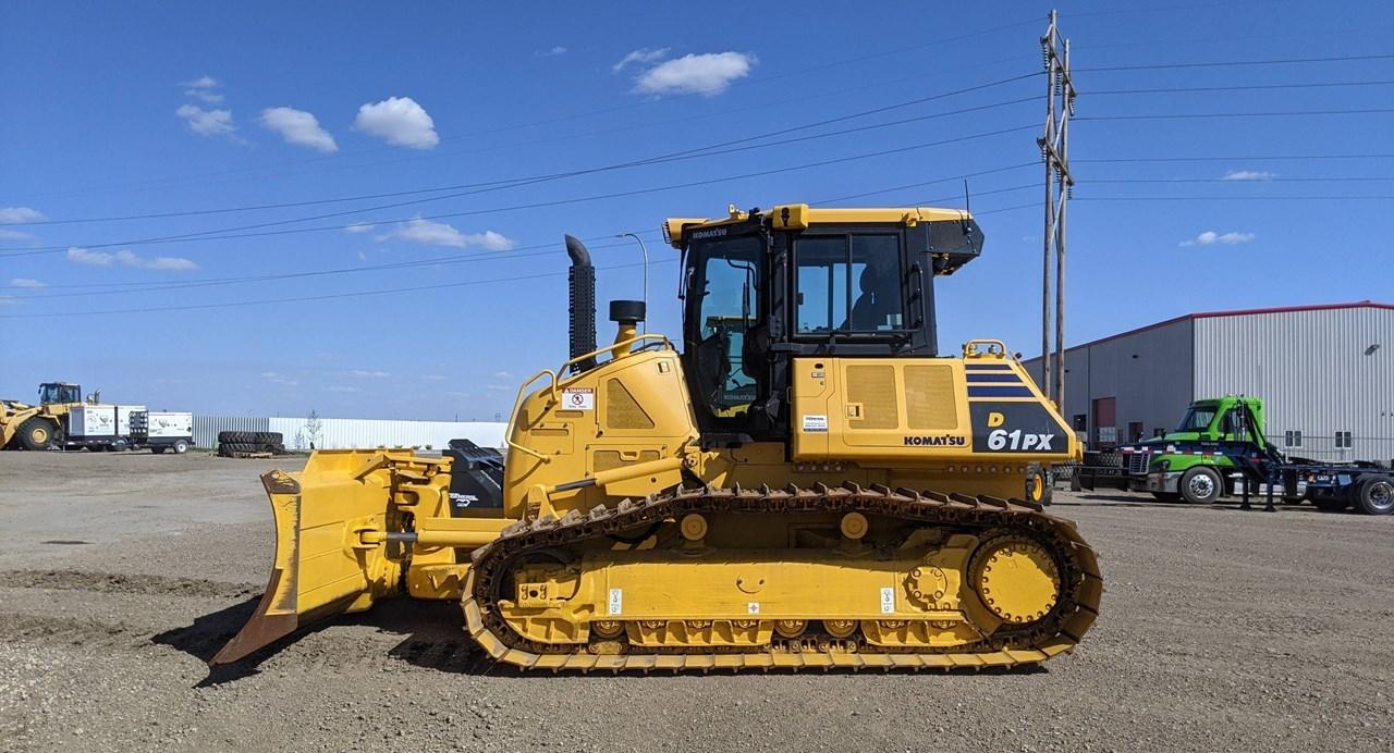 2020 Komatsu D61PX-24 Crawler Tractor For Sale