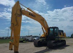 Excavator For Sale 2019 Kobelco SK500LC-10