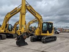 Excavator For Sale 2020 Komatsu PC138USLC-11