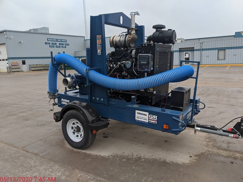 2020 Gorman-Rupp PA6C60-4045T Pump For Sale