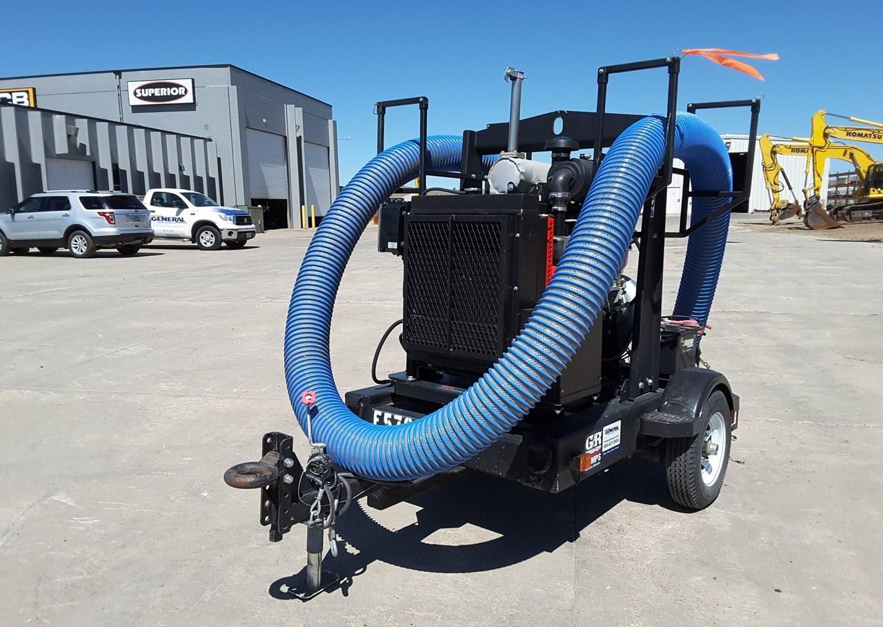 2020 Gorman-Rupp VPA6A60C-4LE2T Pump For Sale