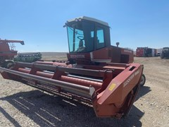 Windrower-Self Propelled For Sale 1983 Hesston 6650