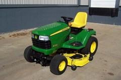 Riding Mower For Sale 2012 John Deere X740 , 24 HP
