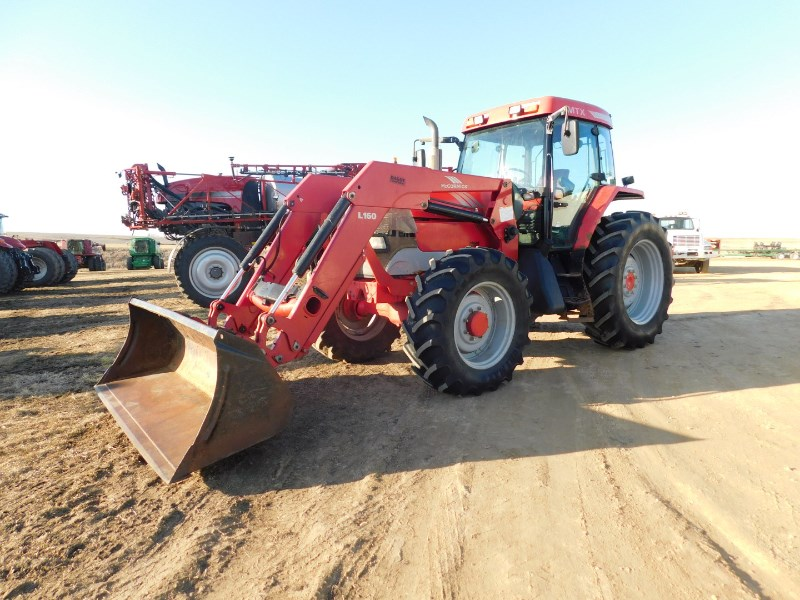 2007 McCormick MTX135 Tractor For Sale