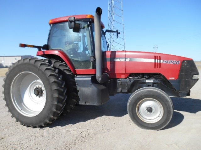 2001 Case IH MX200 Tractor For Sale