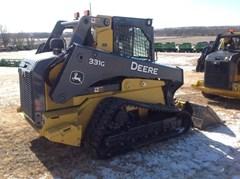 Skid Steer-Track For Sale 2018 John Deere 331G