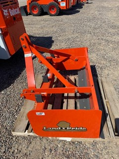 Scraper-Pull Type  Land Pride BB1248